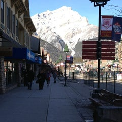 Photo taken at Banff National Park by Chryseis R. on 2/10/2013