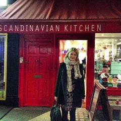 Photo taken at Scandinavian Kitchen by Madlen N. on 11/17/2012