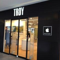 Photo taken at Troy by Ilya V. on 11/29/2012