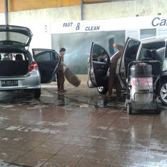 Photo taken at Carissa Car Wash by Adi S. on 3/31/2013