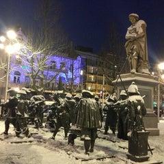 Photo of Rembrandtplein in Amsterdam, No, NL