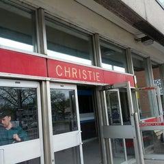 Photo taken at Christie Subway Station by Arffy L. on 5/16/2014