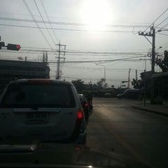 Photo taken at แยกทศกัณฐ์ (Thotsakan Intersection) by Cherd on 10/14/2013