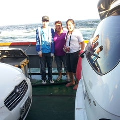 Photo taken at Ferry Ruende by Yolanda M. on 6/26/2014