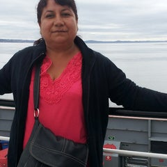 Photo taken at Ferry Ruende by Yolanda M. on 2/23/2014