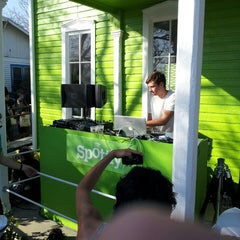 Photo taken at Spotify House by Tim P. on 3/13/2013
