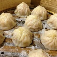 Photo taken at Shanghai Dumpling King by Dorothy L. on 3/7/2013