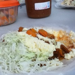 Photo taken at Tacos Pacos by Veronica R. on 10/30/2012