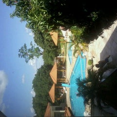 Photo taken at San Juan Eco Hotel by Leandro G. on 11/24/2012