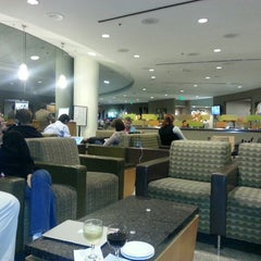 Photo taken at American Airlines Admirals Club by Steve M. on 10/2/2013