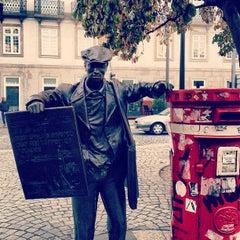 Photo taken at Praça da Liberdade by Florian G. on 11/19/2012