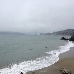 Photo taken at China Beach by Adao J. on 7/20/2013