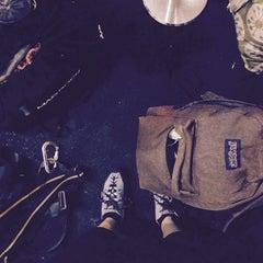 Photo taken at Hardrock Indoor Rock Climbing by Ria Celine D. on 5/6/2015