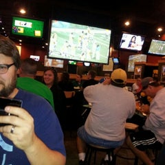 Photo taken at Buffalo Wild Wings by Curtis S. on 9/24/2011