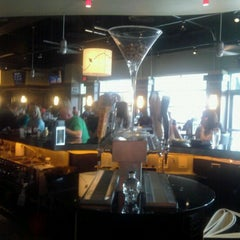 Photo taken at Bar Louie Chattanooga by Mike W. on 7/6/2012