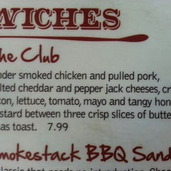 Photo taken at RibCrib BBQ & Grill by Tyler M. on 8/27/2012