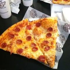 Photo taken at Flippin Pizza by Waylon C. on 5/18/2012