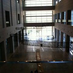 Photo taken at 대구시립미술관 (Daegu Art Museum) by Hosang Y. on 5/6/2012