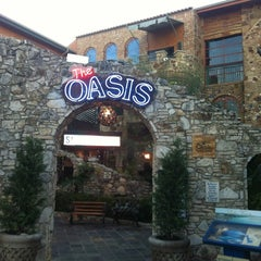 Photo taken at The Oasis on Lake Travis by Tyron R. on 1/2/2012