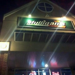 Photo taken at Mulligans by Chris M. on 9/8/2011