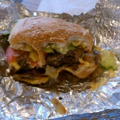 Photo taken at Five Guys by Paul F. on 7/10/2012