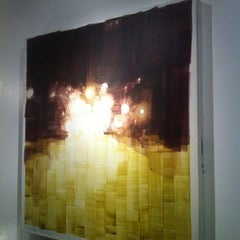 Photo taken at Recession Art Gallery by Allison M. on 1/19/2012