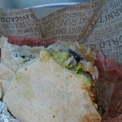 Photo taken at Chipotle Mexican Grill by Eric C. on 4/27/2012