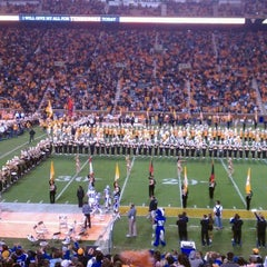 Photo taken at Neyland Stadium by Justin B. on 11/6/2011