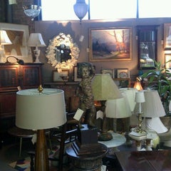 Photo taken at Riverview Antique Market by Jean L. on 4/20/2012