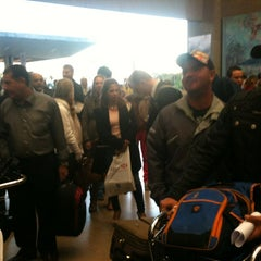 Photo taken at Check-in Webjet by Carlos R. on 5/17/2012