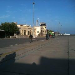 Photo taken at Aeropuerto La Florida (LSC - SCSE) by Erazo on 11/2/2011