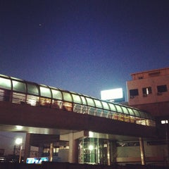 Photo taken at 구로역 (Guro Stn.) by Changwon A. on 4/6/2012
