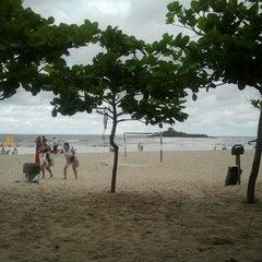 Photo taken at Barra do Sai - PR by Eduardo A. on 1/10/2012
