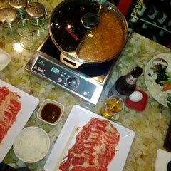 Photo taken at Tokyo Shabu Shabu by Marrio L. on 4/26/2012