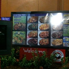 Photo taken at Panda Express by Nicole D. on 10/28/2011
