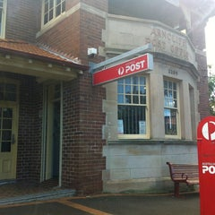 Photo taken at Australia Post by Susan on 3/20/2012