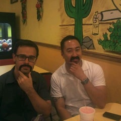 Photo taken at Amigos Tacos by Vanessa W. on 9/25/2011