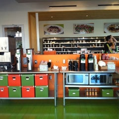 Photo taken at Snap Kitchen by AlmostVeggies.com on 2/8/2011