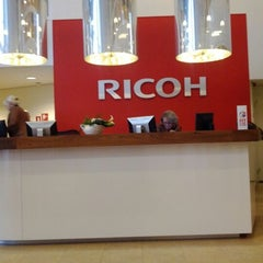 Photo taken at Ricoh Nederland by Harald A. on 1/26/2012