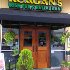 Photo taken at Keagan's Irish Pub and Restaurant by Brenda P. on 8/19/2012
