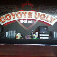 Photo taken at Coyote Ugly Saloon by ZACH R. on 3/12/2011