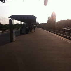 Photo taken at Metrostation Amstelveenseweg by Arjen D. on 7/28/2011