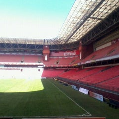 Photo taken at Arena da Baixada by Bernardo d. on 9/1/2011