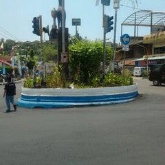 Photo taken at Patung Kuda by Pasko on 10/5/2011