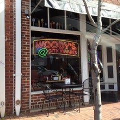 Photo taken at Woody's at City Market by Mark H. on 2/17/2012