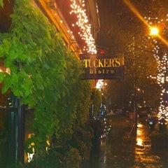 Photo taken at Tucker's Bistro by Scott K. on 10/15/2011