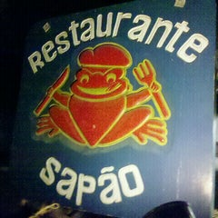 Photo taken at Restaurante do Sapão by Alexandre A. on 12/28/2011