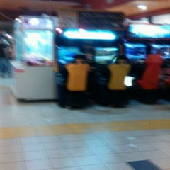 Photo taken at Cross Fire Arcade by Muhammad S. on 11/7/2011