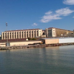 Photo taken at San Quentin State Prison by Bob A. on 10/14/2011