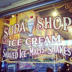 Photo taken at Big Top Candy Shop by Mathew M. on 1/15/2012